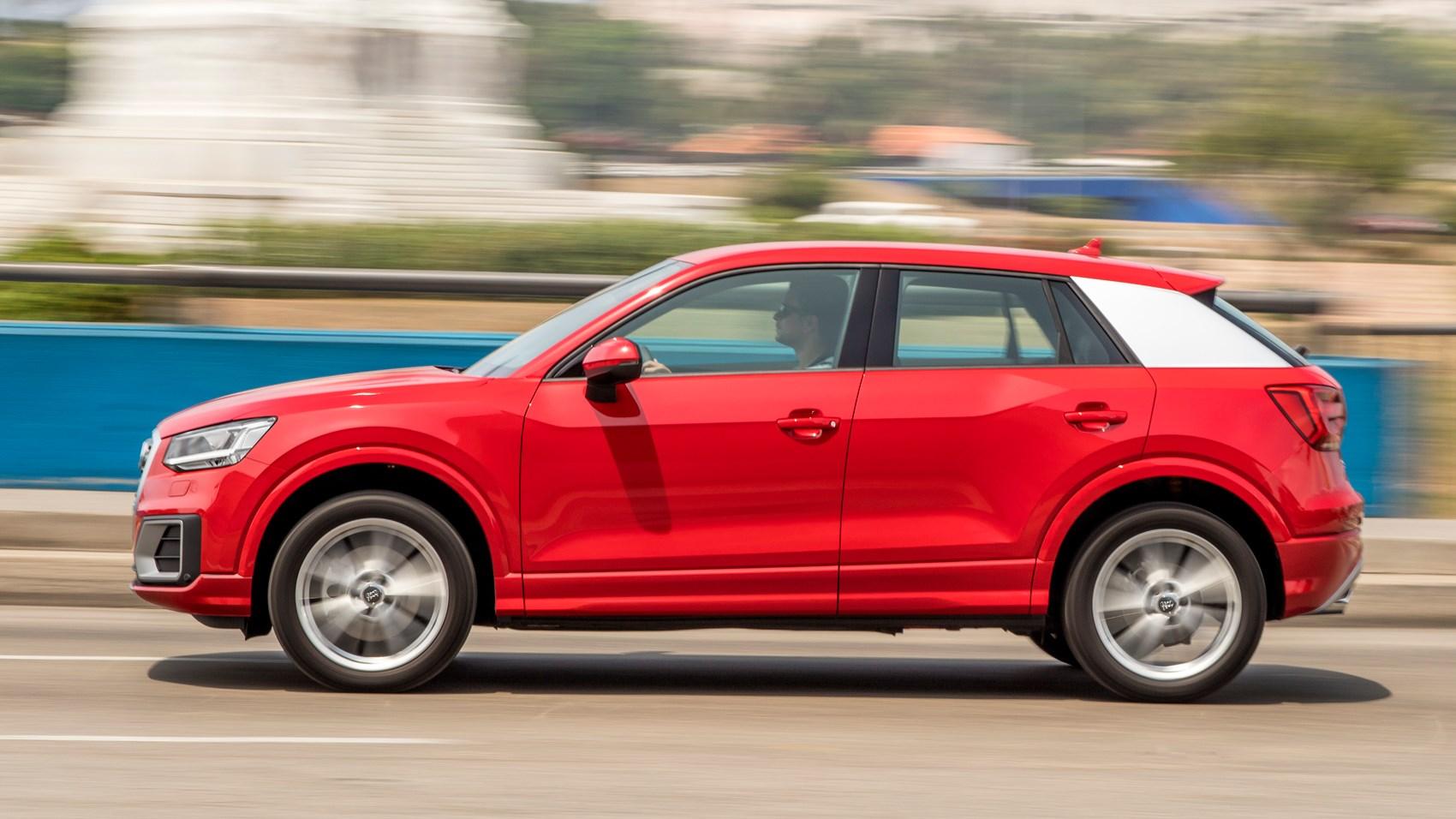 Audi q2 1 4 tsi 2016 review by car magazine