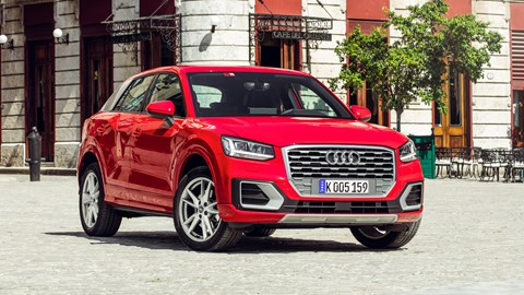 Audi q2 16 tdi sport 2016 review by car magazine like an a3 but taller shorter and wider sciox Image collections