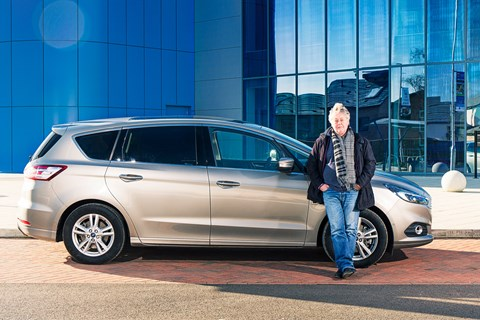 CAR magazine's Ford S-Max long-term test