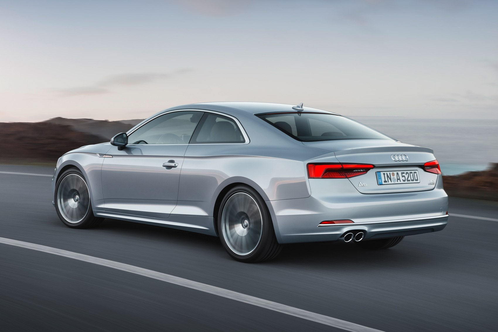 new audi a5 and s5 revealed more space tech and power car magazine. Black Bedroom Furniture Sets. Home Design Ideas