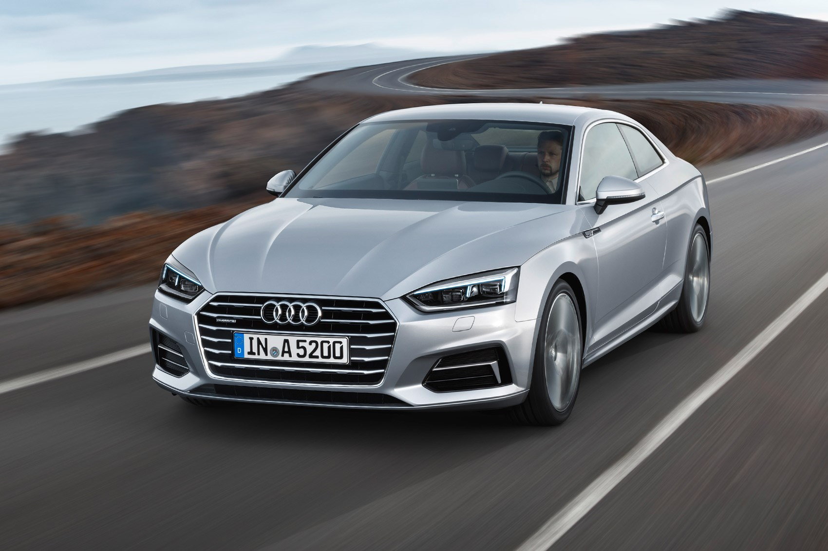 new audi a5 and s5 revealed more space tech and power by. Black Bedroom Furniture Sets. Home Design Ideas