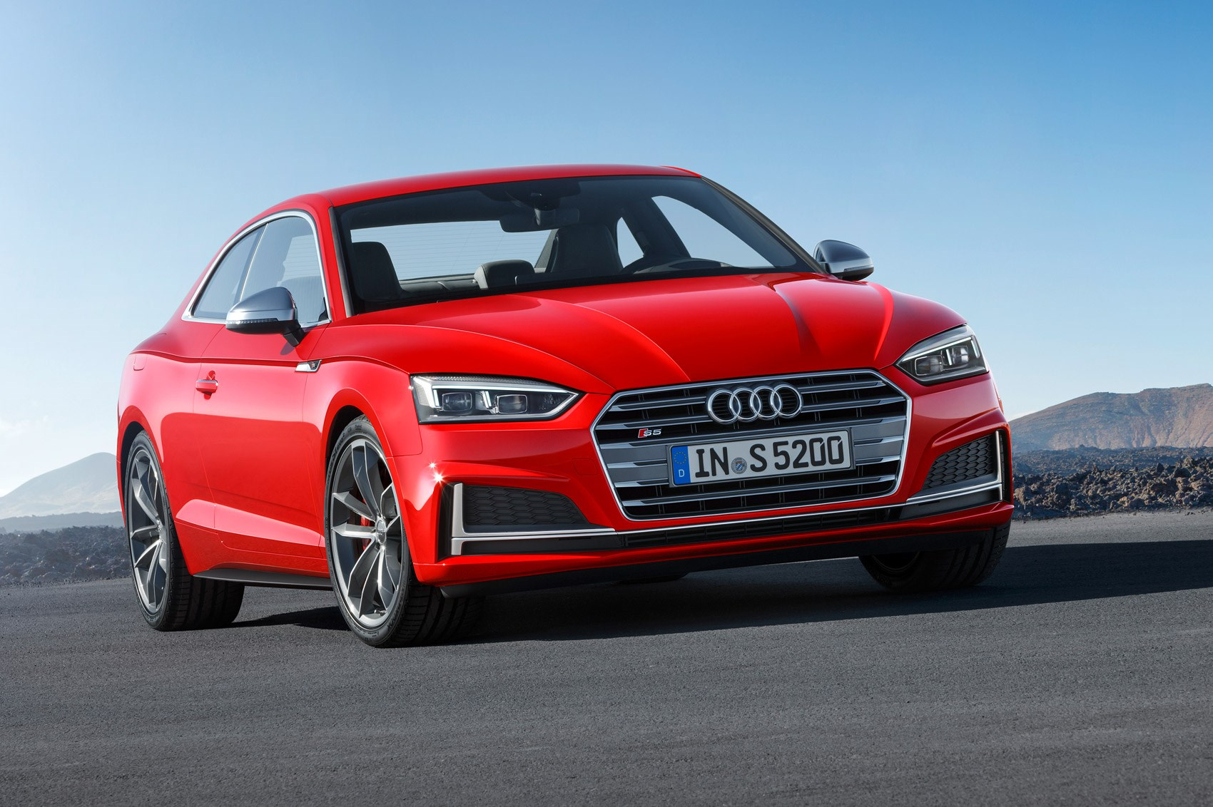 New Audi A5 and S5 revealed: more space, tech and power