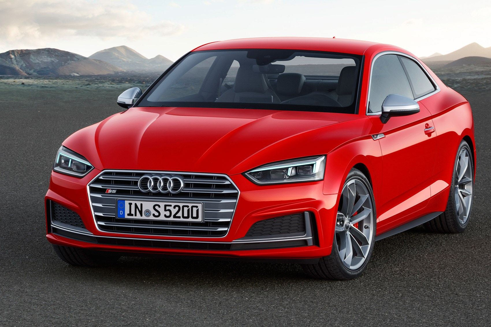 new audi a5 and s5 revealed more space tech and power. Black Bedroom Furniture Sets. Home Design Ideas
