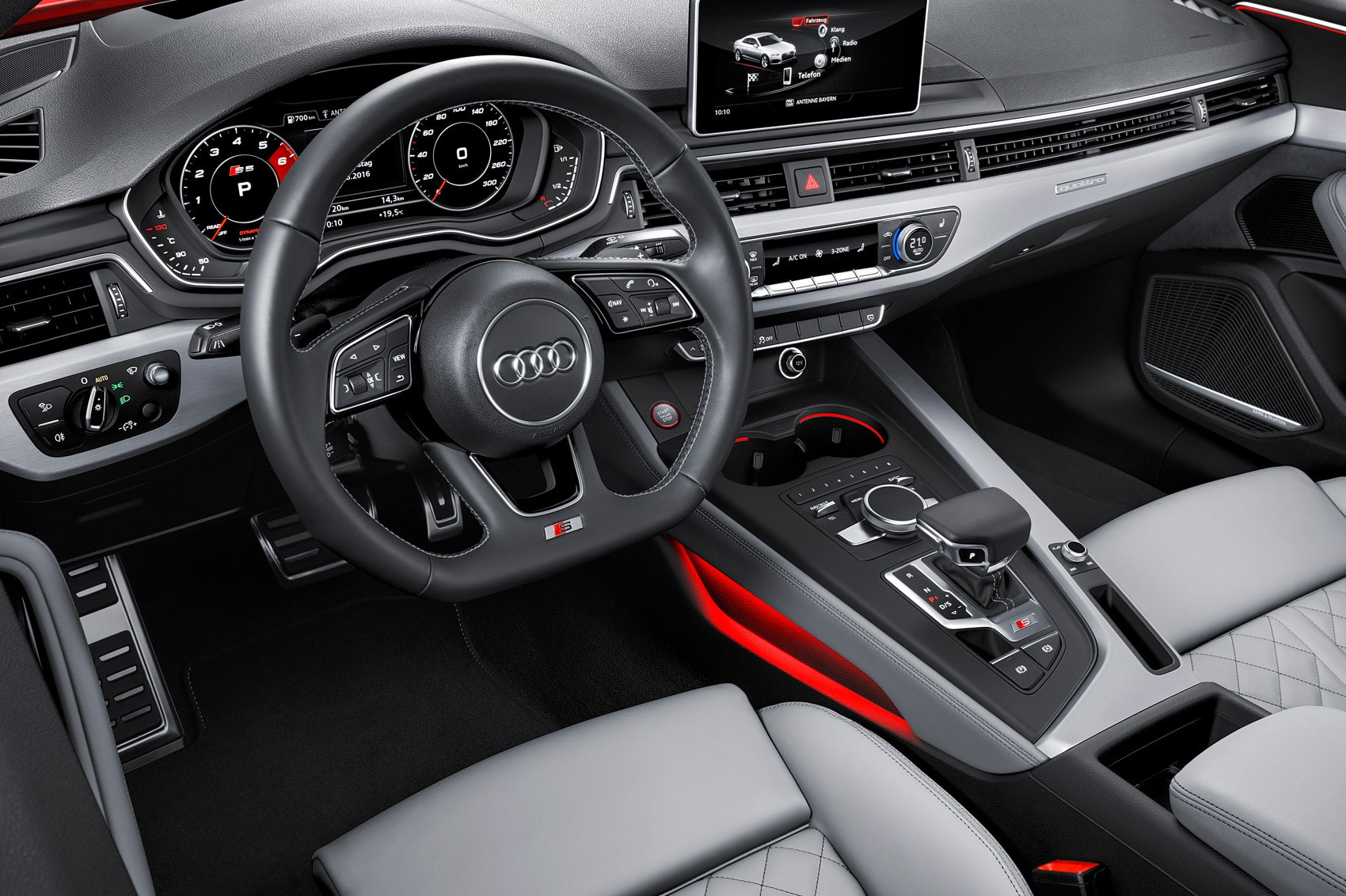 More Info On Audi A5
