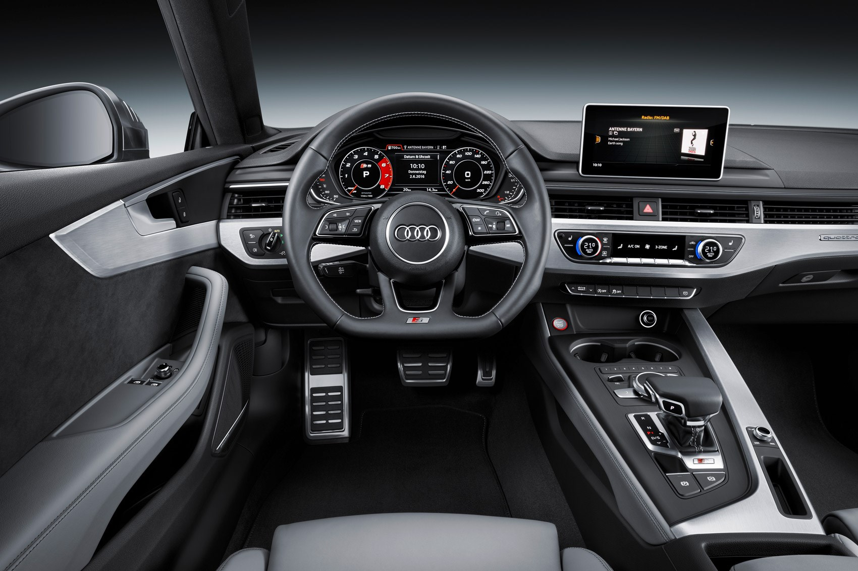 New Audi A5 And S5 Revealed More Space Tech And Power Car Magazine