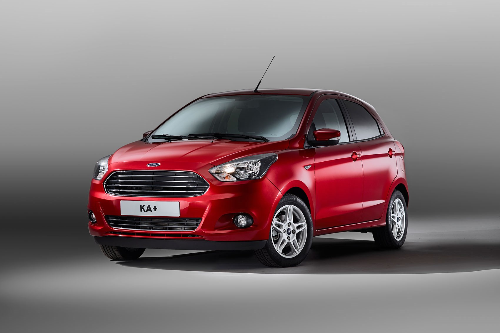Ford Ka Grows Up Blue Oval S New City Car In Pictures By