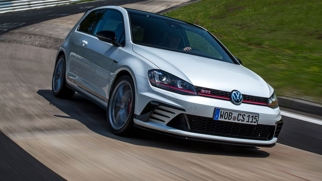 Vw Golf Gti Clubsport S 2016 Review