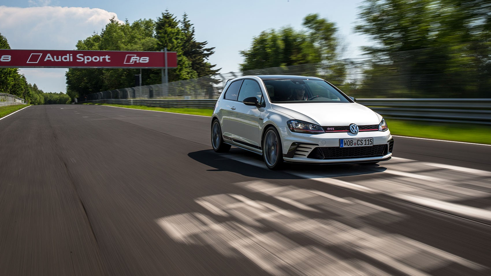 VW Golf GTI Clubsport S (2016) review | CAR Magazine