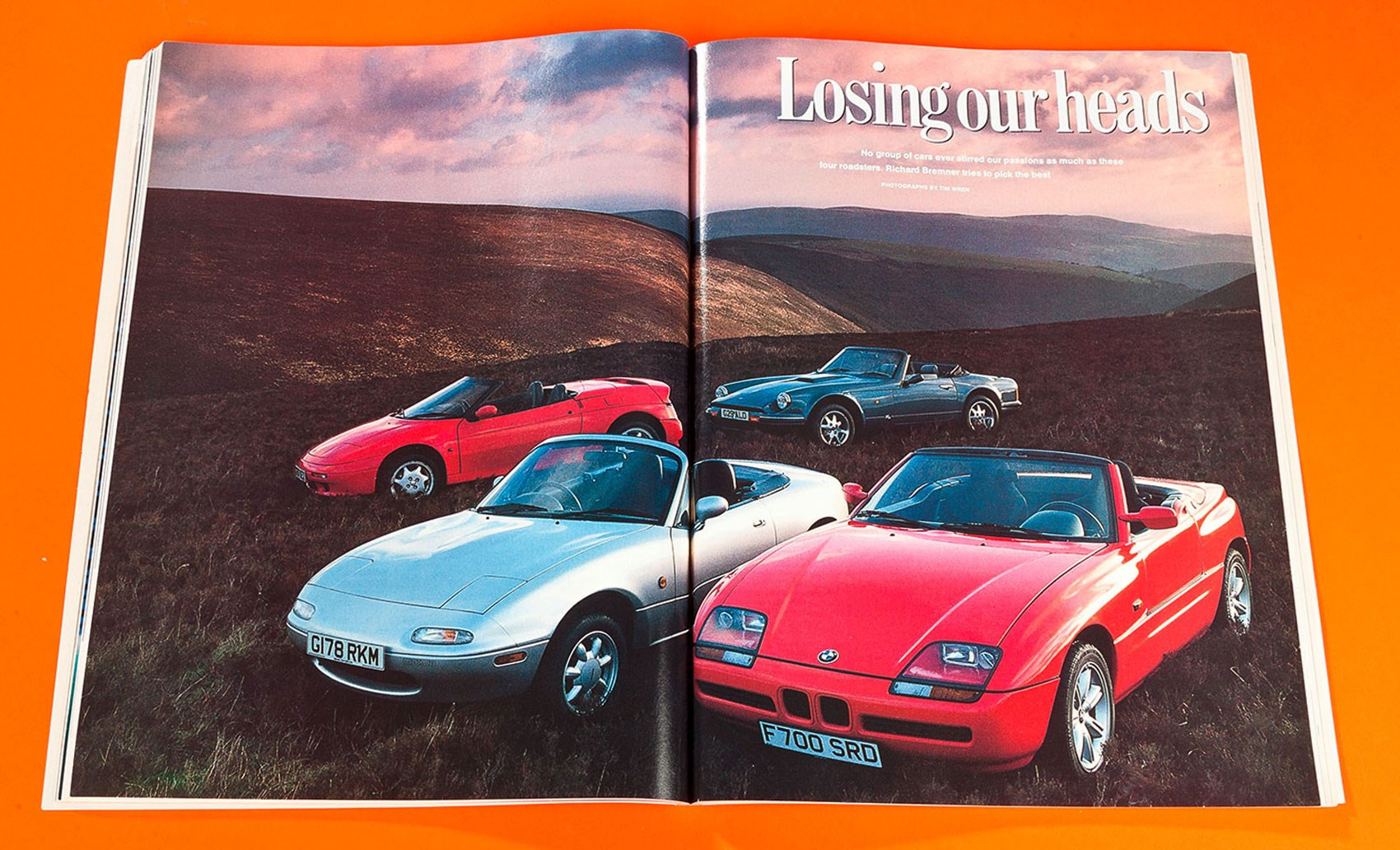 losing our heads bmw z1 vs lotus elan vs mazda mx 5 vs tvr s car archive 1990 by car magazine. Black Bedroom Furniture Sets. Home Design Ideas