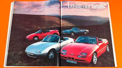 psycho logical tvr tuscan tested car archive 2000 by car magazine. Black Bedroom Furniture Sets. Home Design Ideas