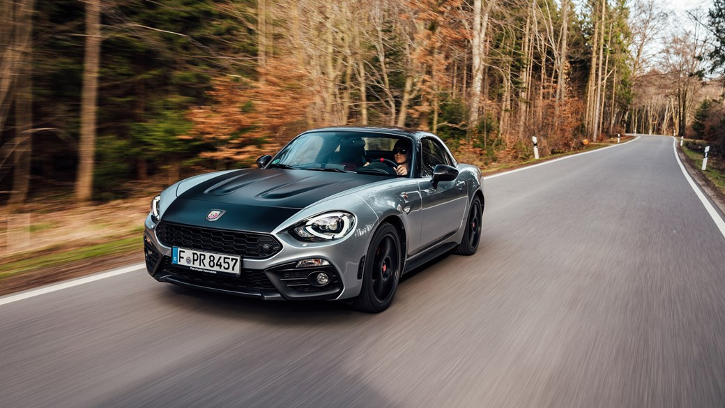 abarth 124 spider (2018) review: gt version driven | car magazine