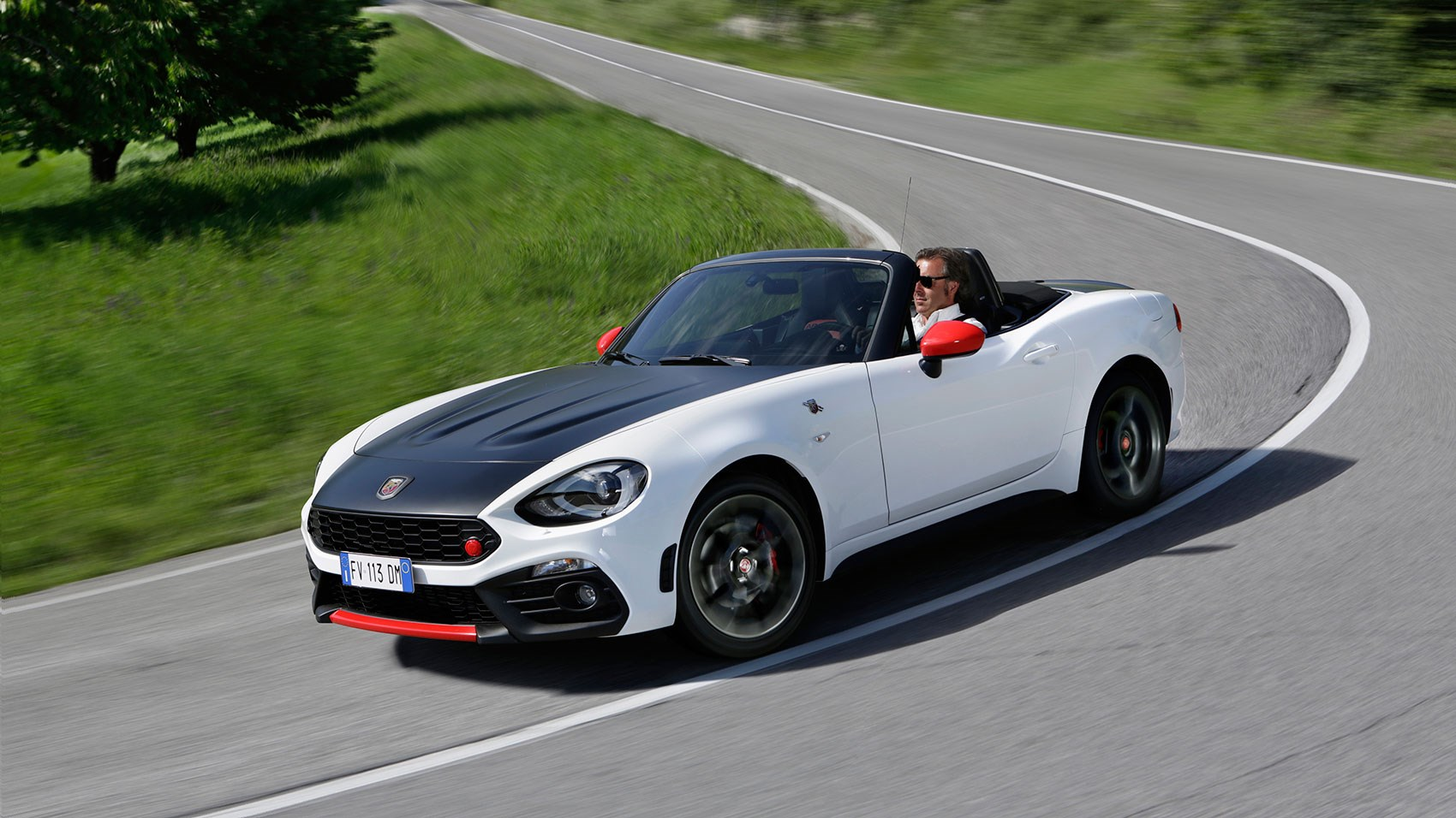 Abarth 124 Spider 2018 Review Gt Version Driven Car