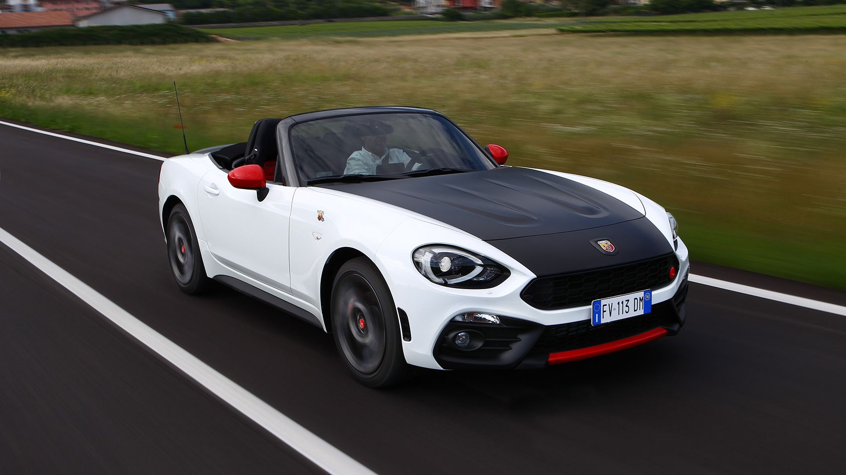 Abarth 124 Spider 2016 Review By Car Magazine