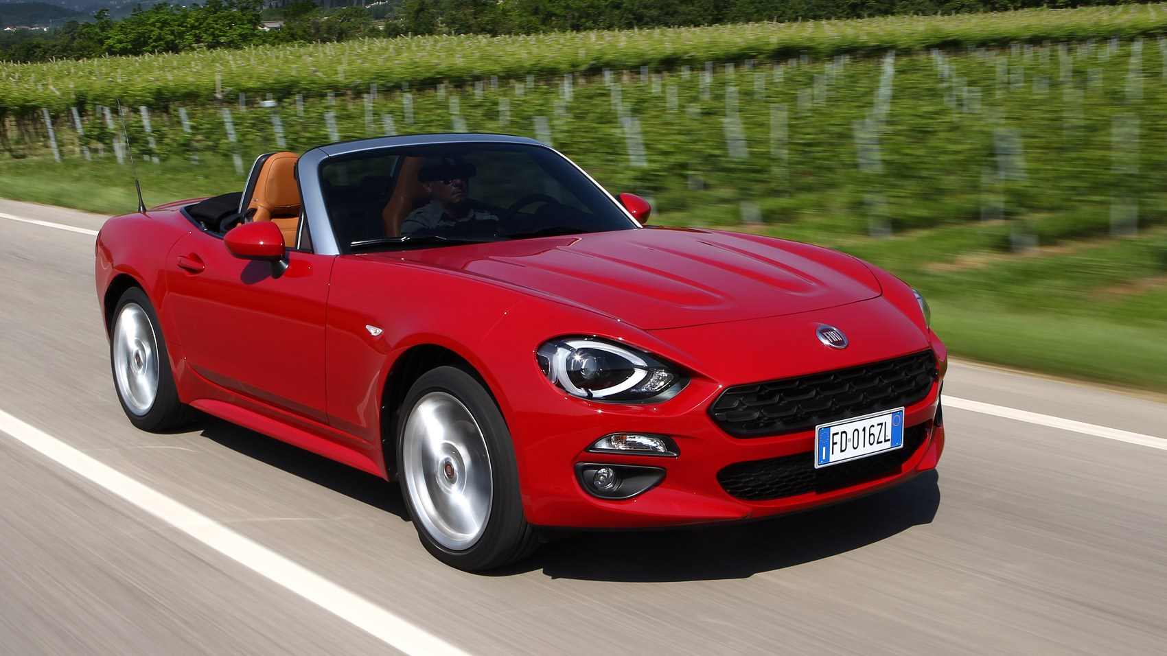 Fiat 124 Spider 2018 Review We Drive The S Design Car