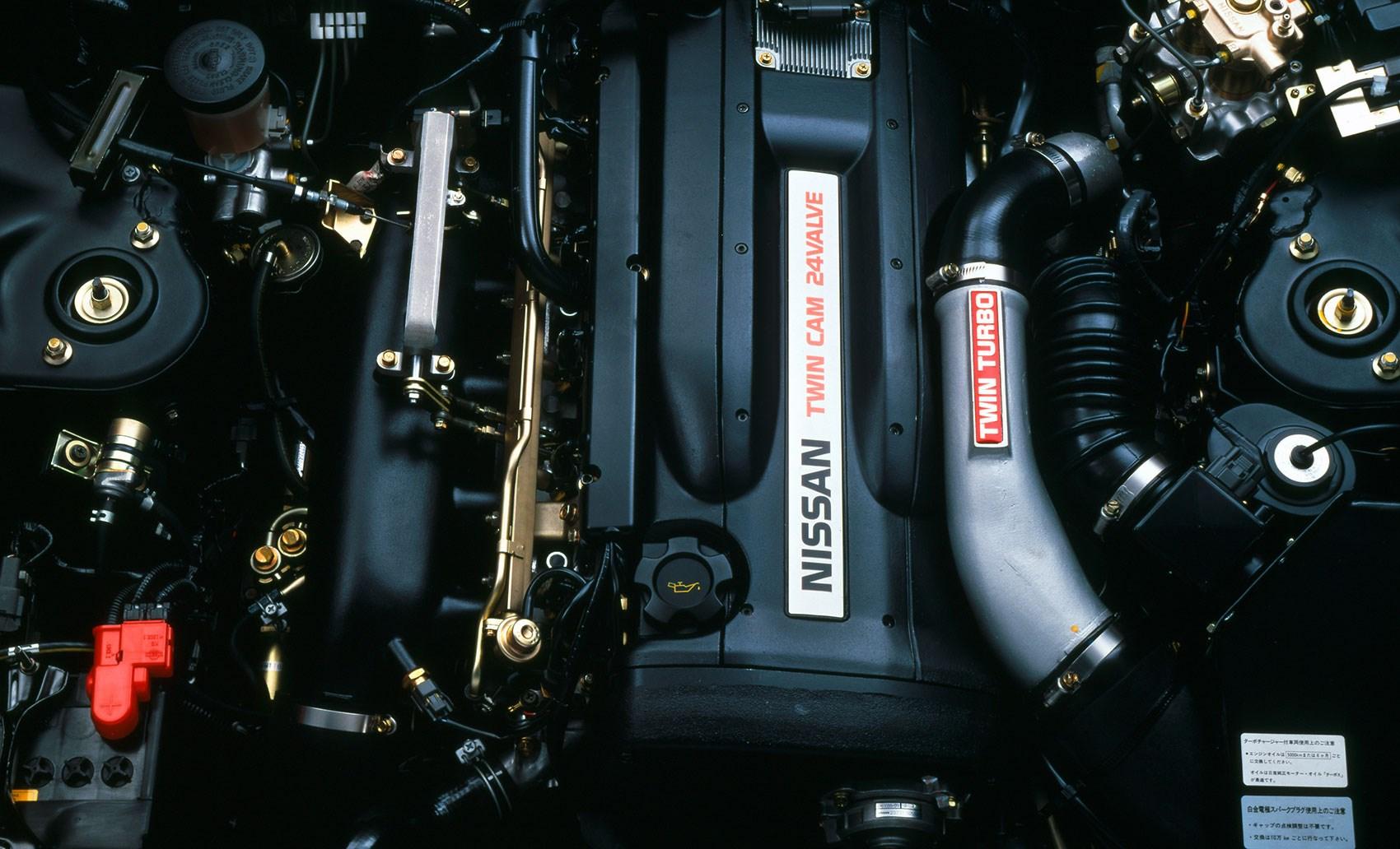 The world's most advanced road car: Nissan Skyline R32 GT-R