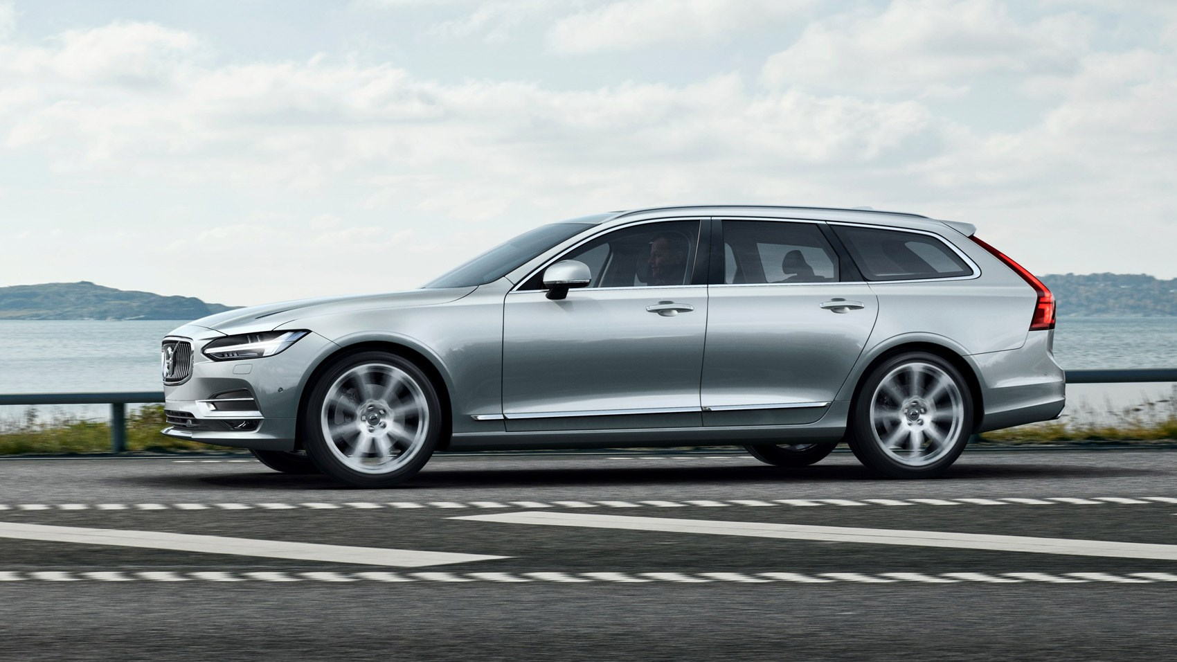 Volvo V90 (2016) review | CAR Magazine