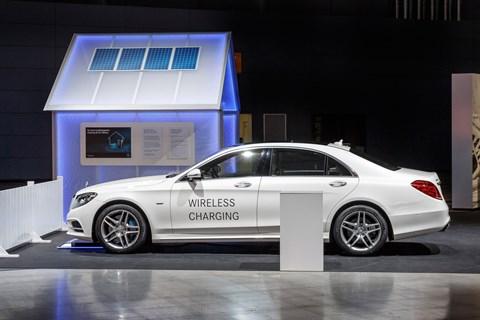 2016 Mercedes powertrain plans