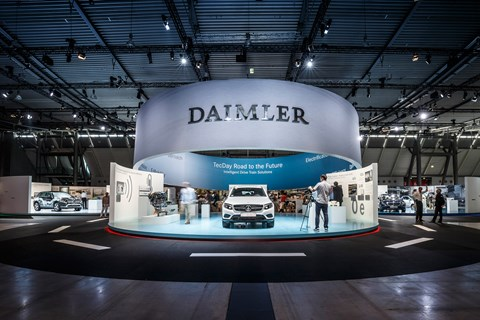2016 Mercedes-Benz powertrain preview