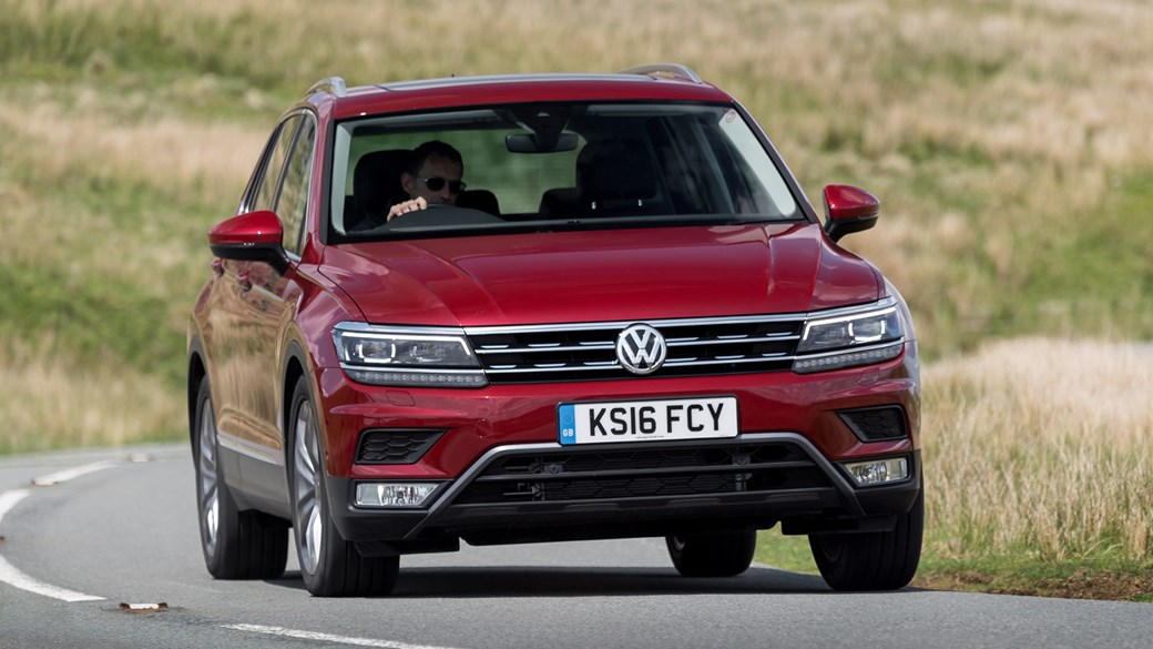 Vw Tiguan 20 Tdi 150 Se Nav 2wd 2016 Review Car Magazine