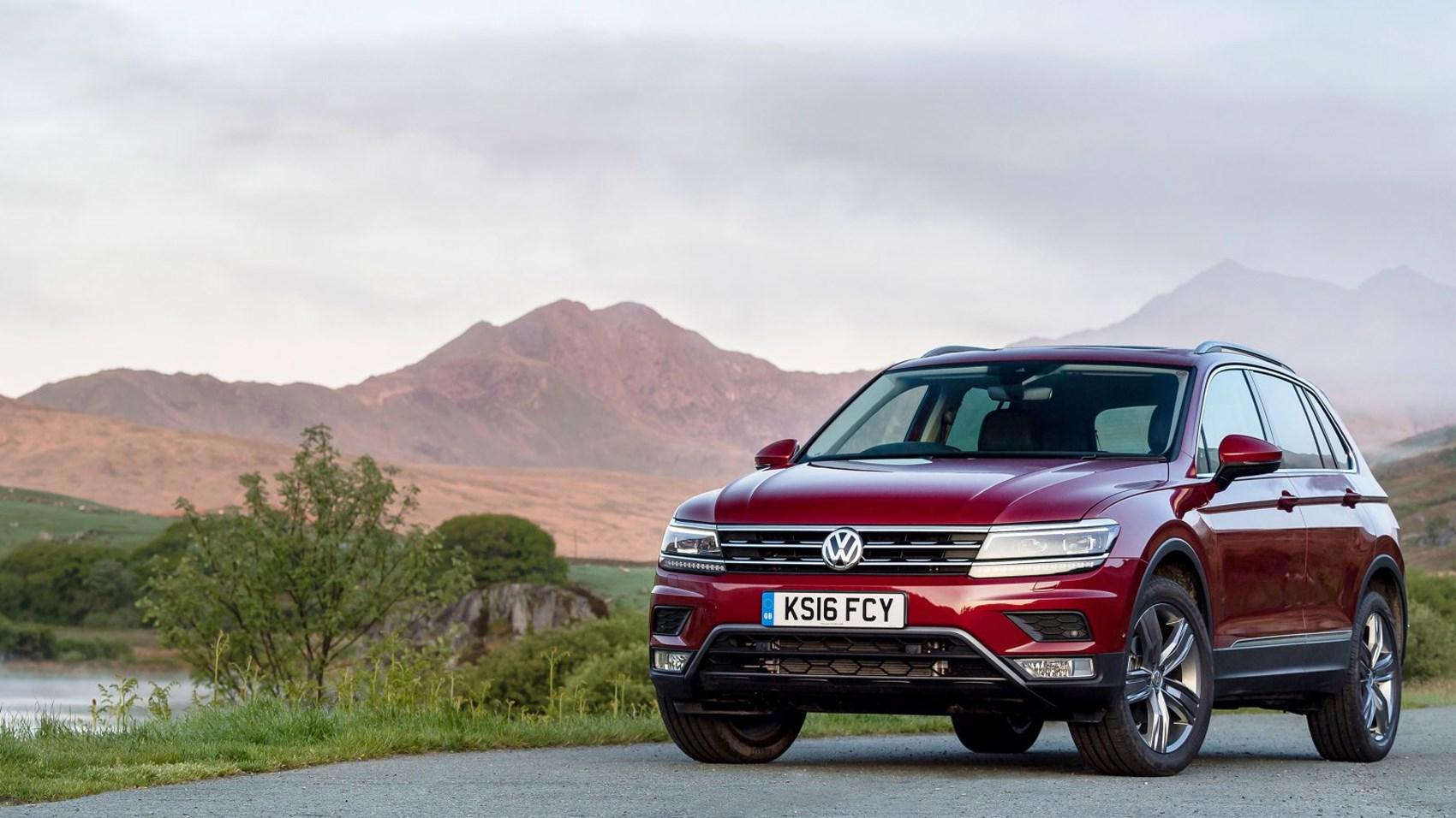 VW Tiguan 2.0 TDI 150 SE Nav 2wd (2016) review by CAR Magazine