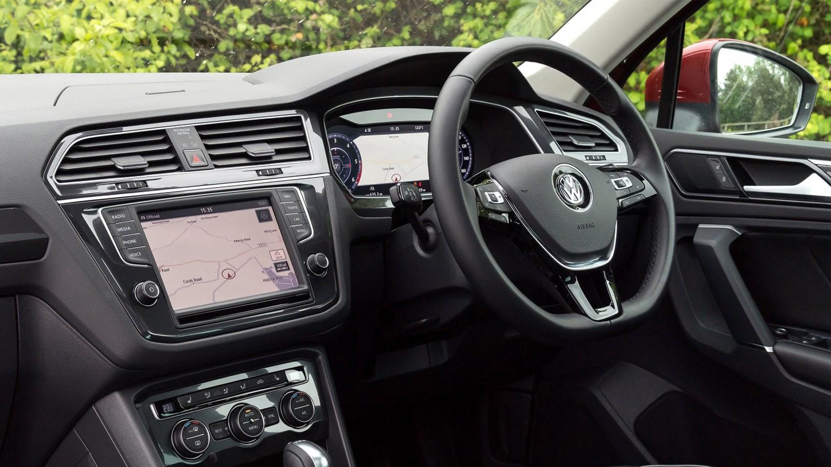 VW Tiguan 20 TDI 150 SE Nav 2wd 2016 review by CAR Magazine