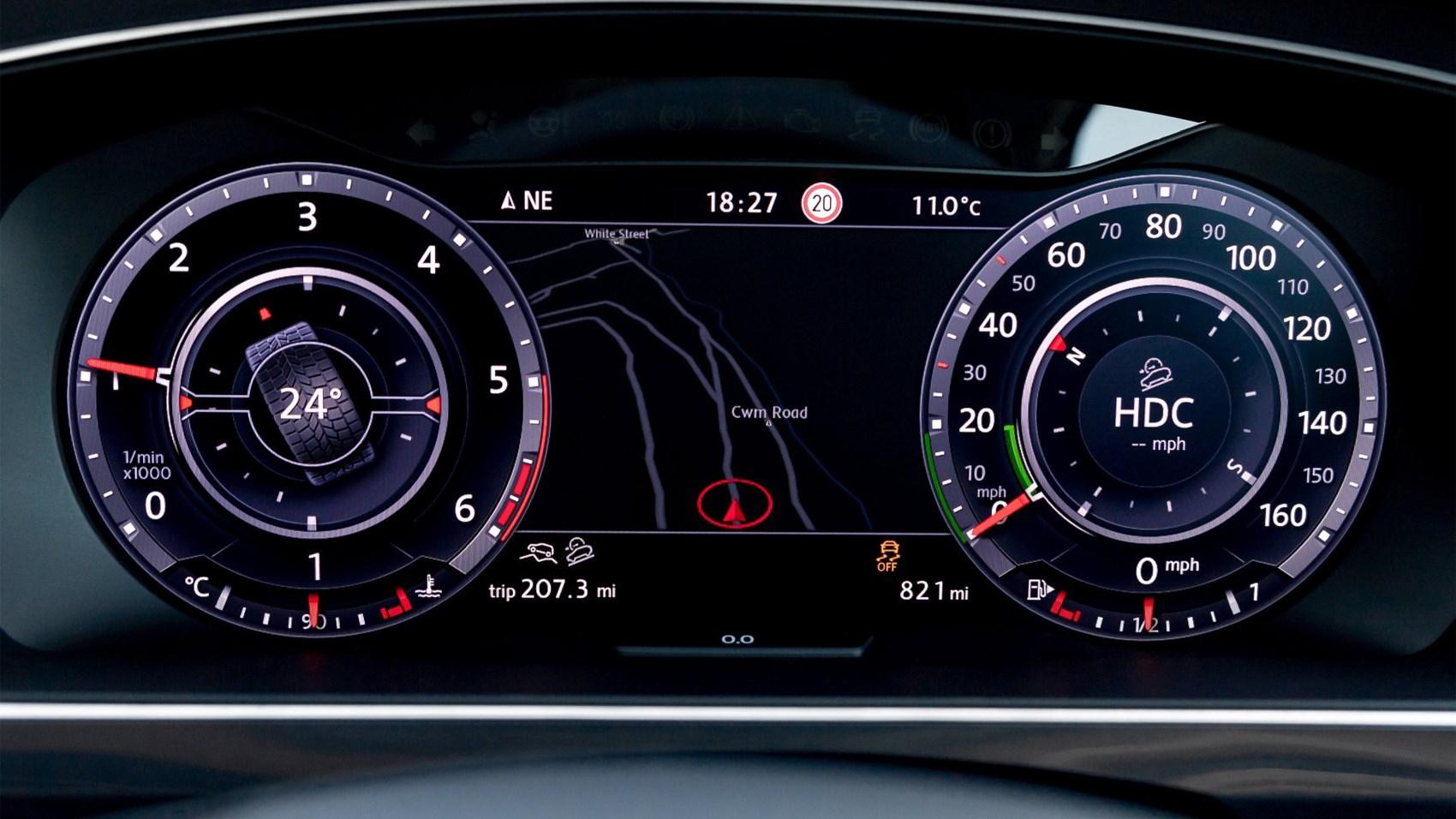 Vw Tiguan 2 0 Tdi 150 Se Nav 2wd 2016 Review By Car Magazine