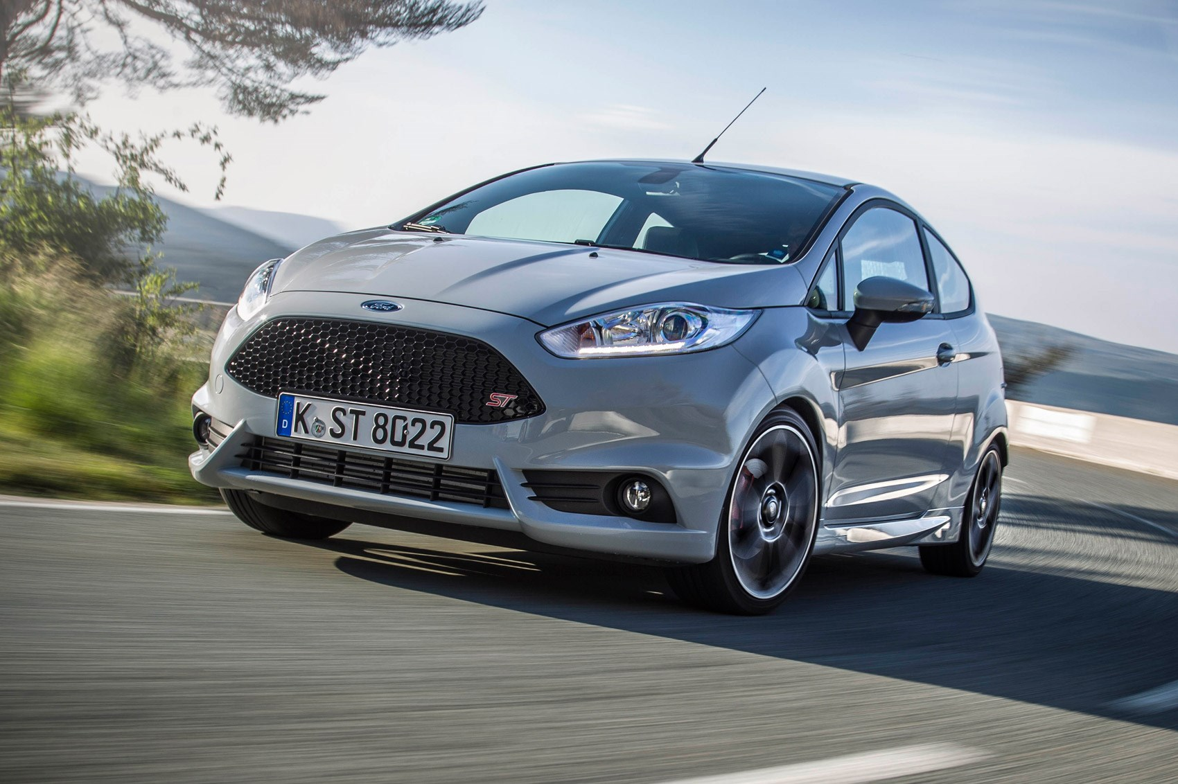ford fiesta st  review  car magazine
