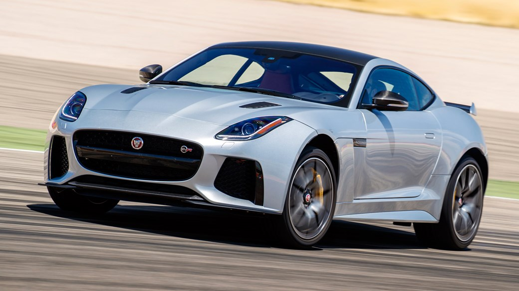 Jaguar Svr >> Jaguar F Type Svr 2016 Review Car Magazine