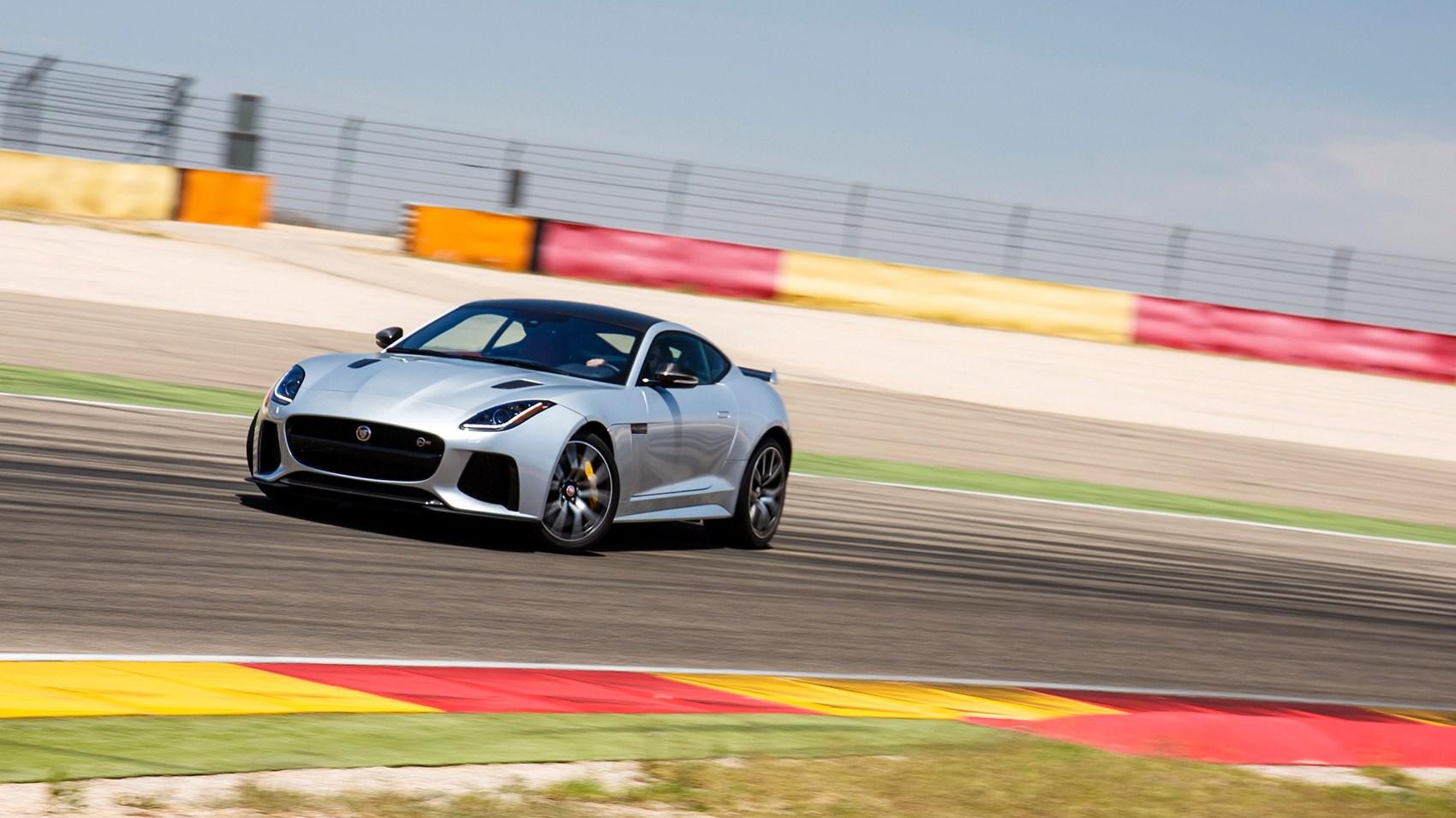 Jaguar F-type SVR (2016) review | CAR Magazine