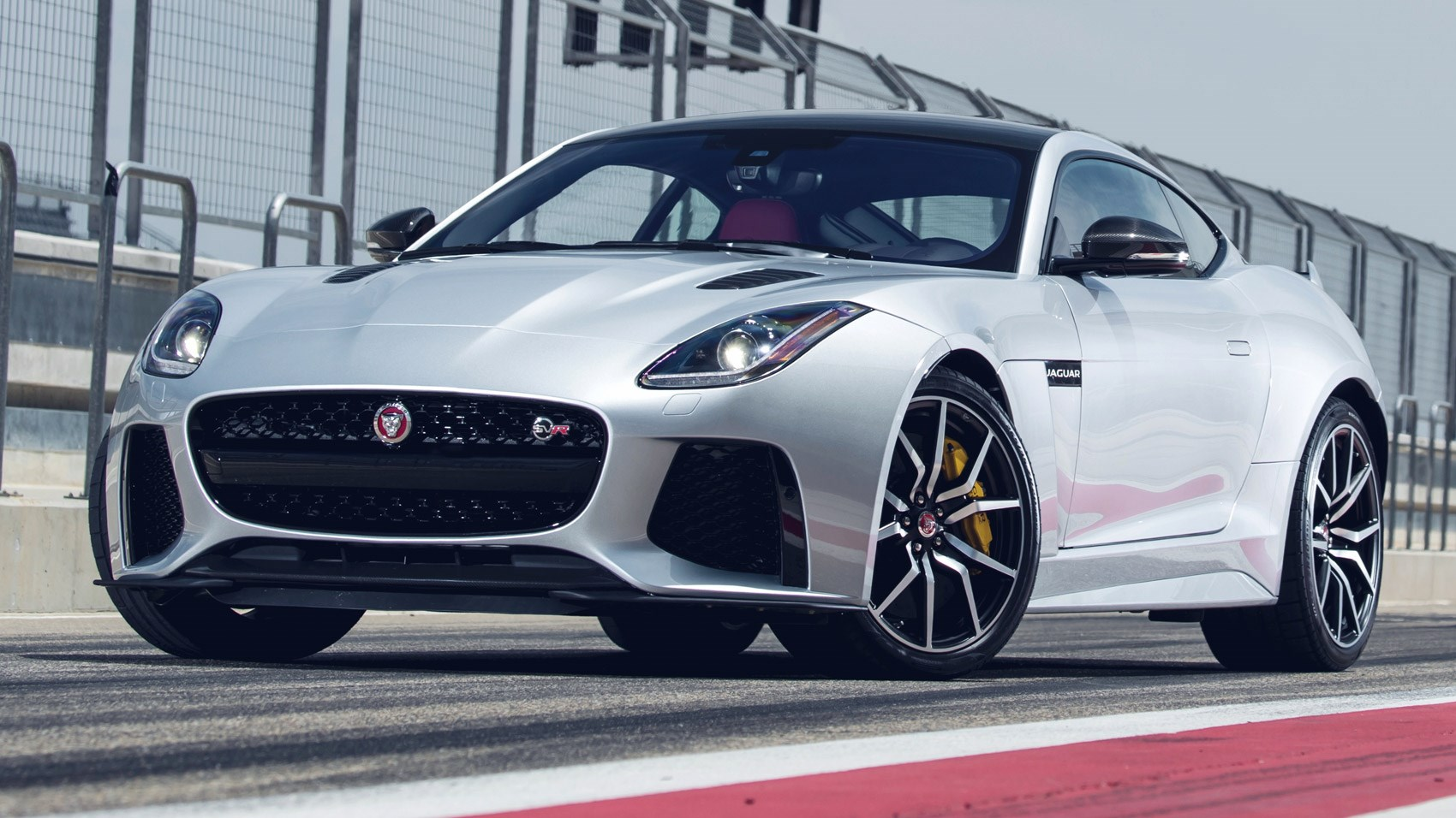 jaguar f type svr 2016 review car magazine. Black Bedroom Furniture Sets. Home Design Ideas
