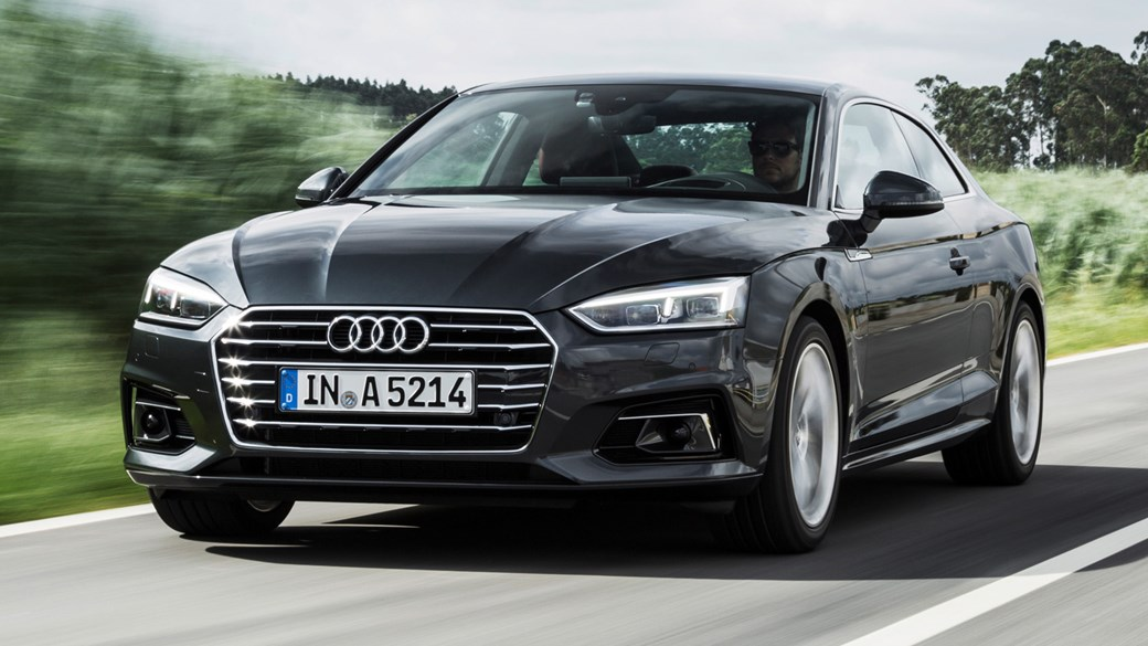 Audi A TDI Coupe Review CAR Magazine - Audi a5 review