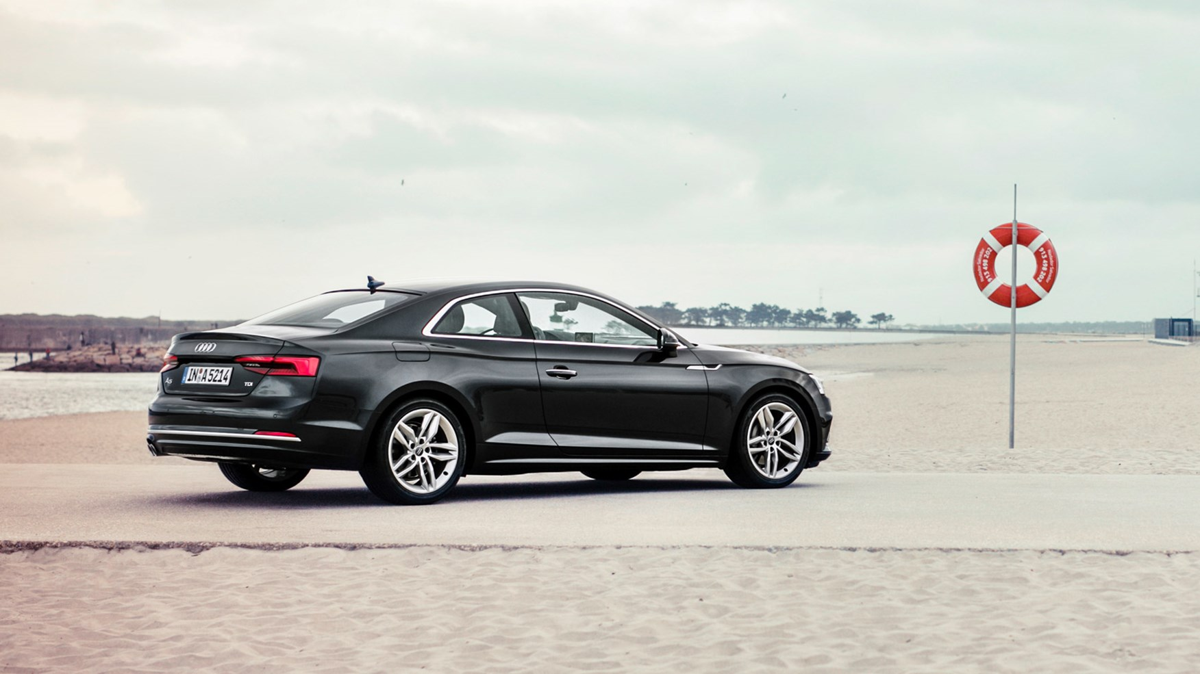 Audi a5 20 tdi multitronic review
