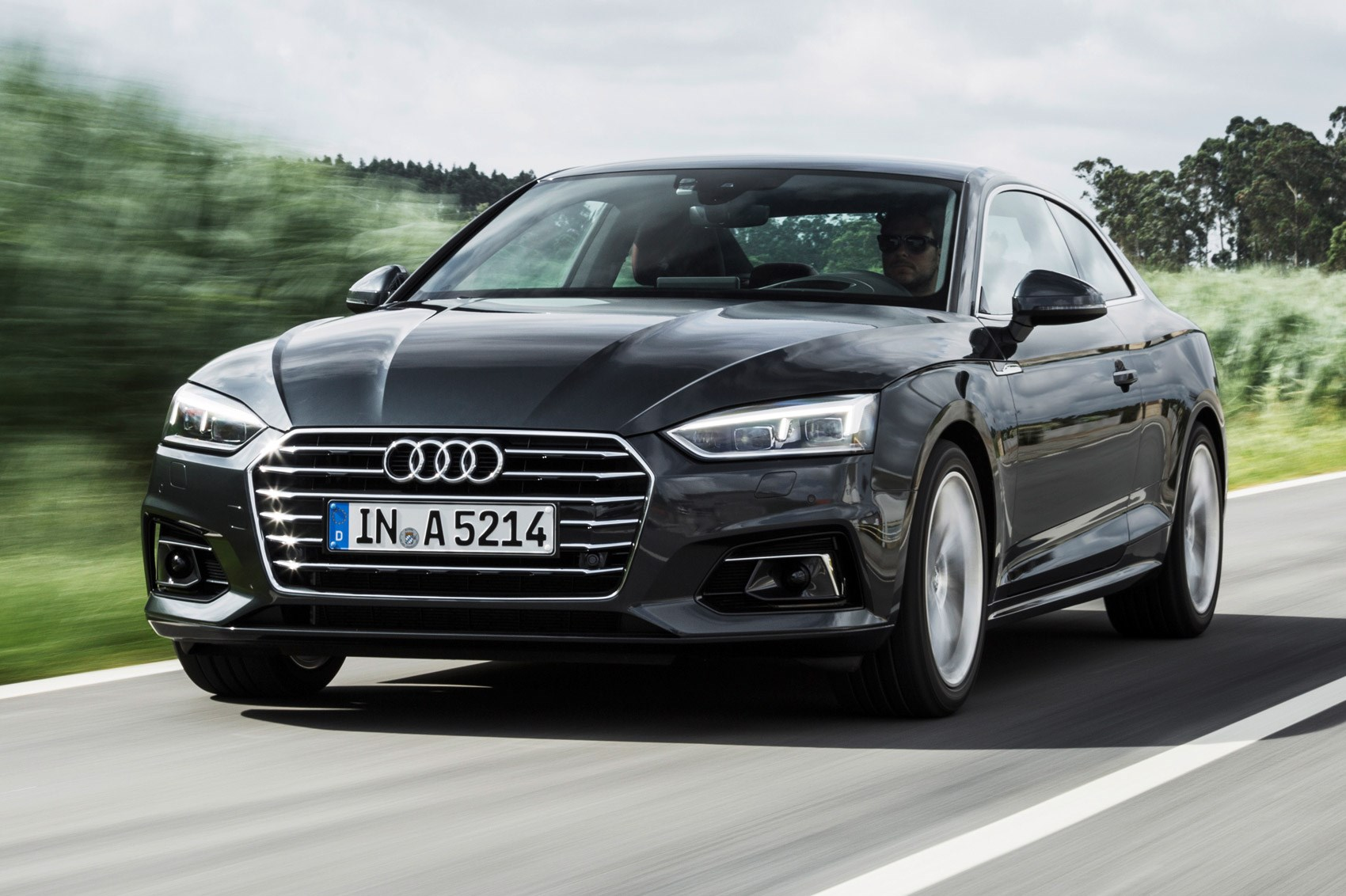Audi A5 20 Tdi 190 Coupe 2016 Review Car Magazine