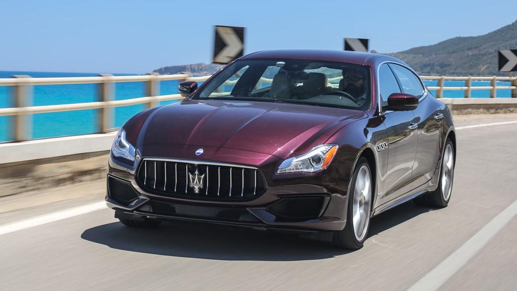 maserati quattroporte gransport s (2018) review | car magazine