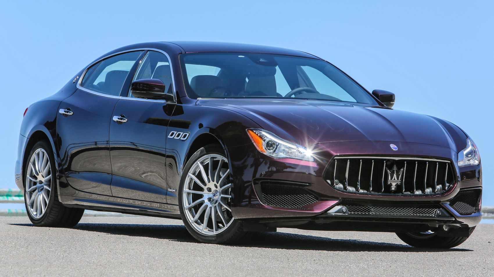 Auto Lease Deals >> Maserati Quattroporte GranSport S (2018) review | CAR Magazine