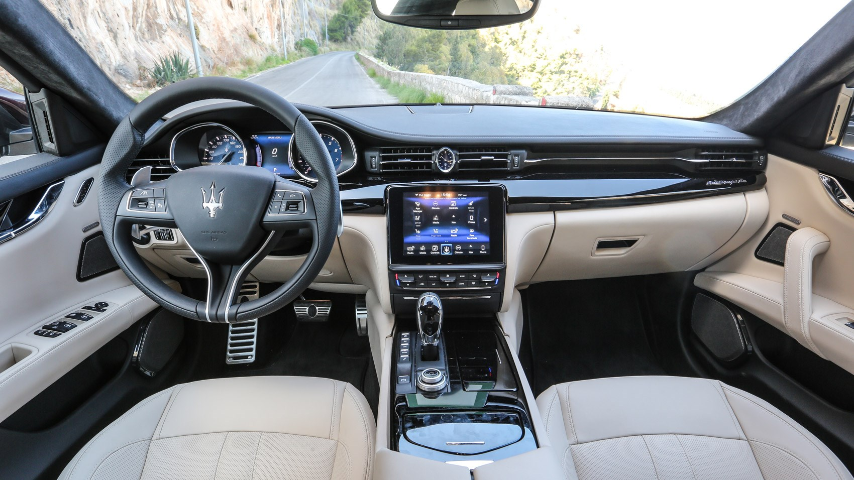 Best Lease Deals 2017 >> Maserati Quattroporte GranSport S (2018) review | CAR Magazine