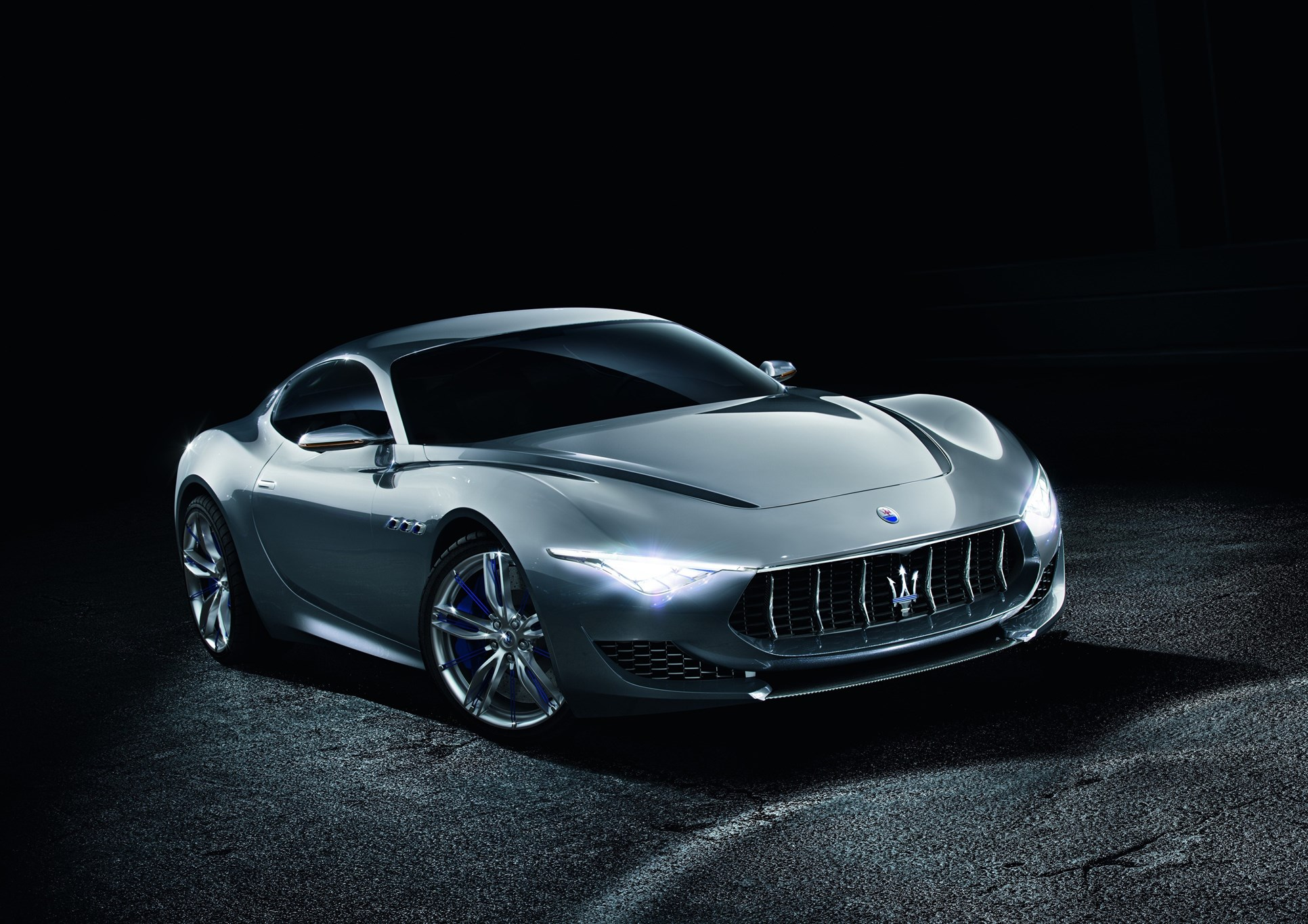 Captivating The Maserati Alfieri: Coming Soon, Battery Powered The Existing All Electric  ...