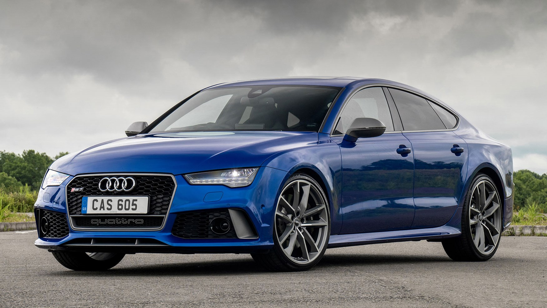 Audi Rs7 Sportback Performance 2016 Review By Car Magazine