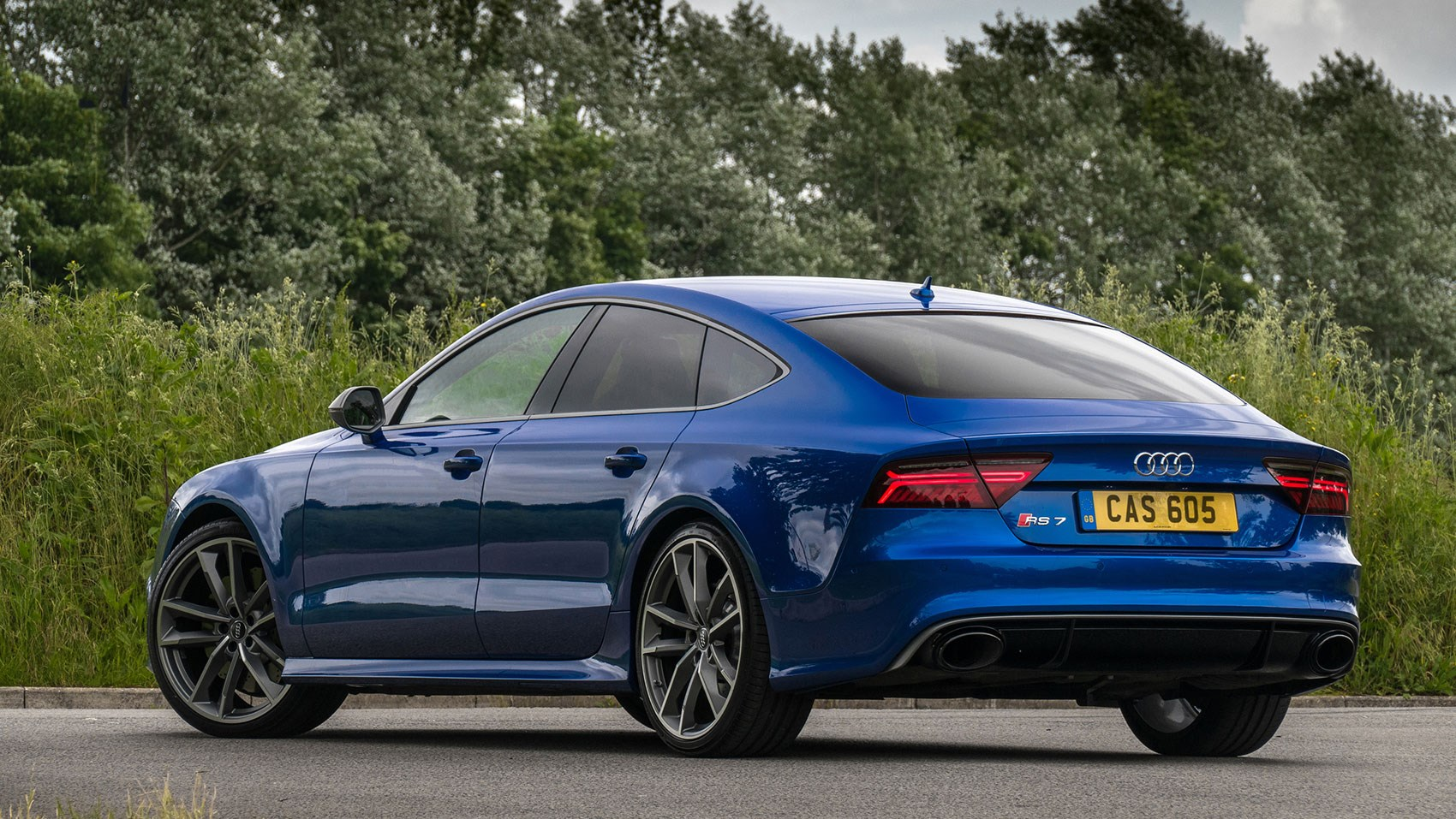 Audi Rs7 Sportback Performance 2016 Review Car Magazine