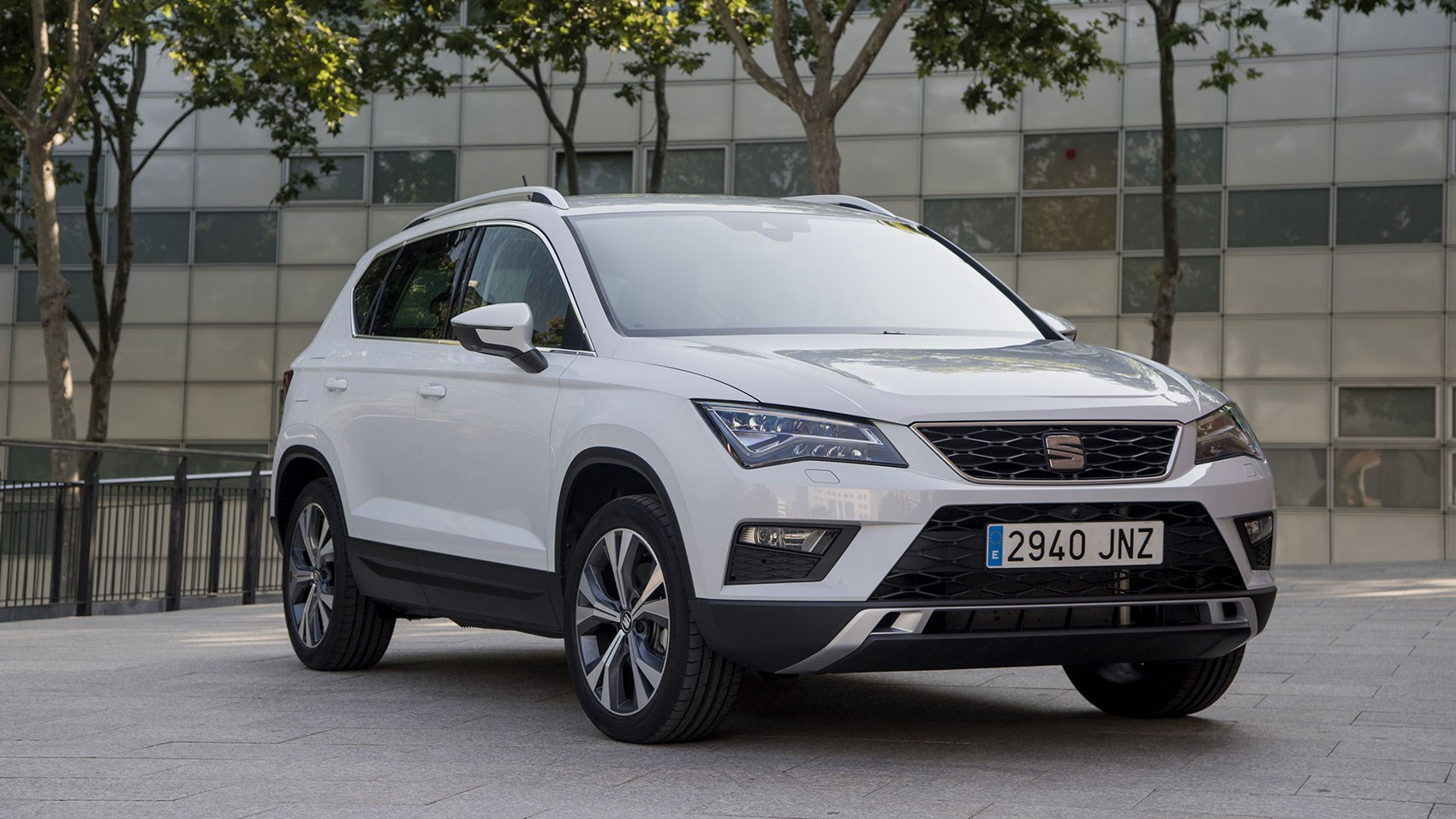 Kuga Dimensions >> Seat Ateca 1.4 TSI Xcellence (2016) review | CAR Magazine