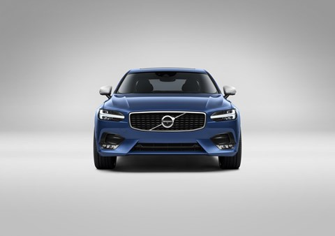 Volvo S90 and V90 R-Design models unveiled