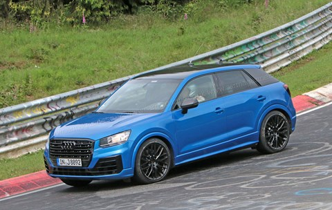 Audi SQ2 scooped by CAR magazine
