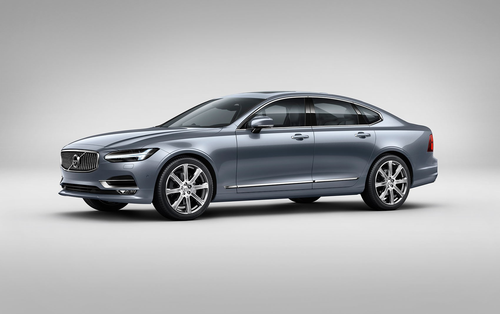 The New Volvo S90 Still Want That Audi A6