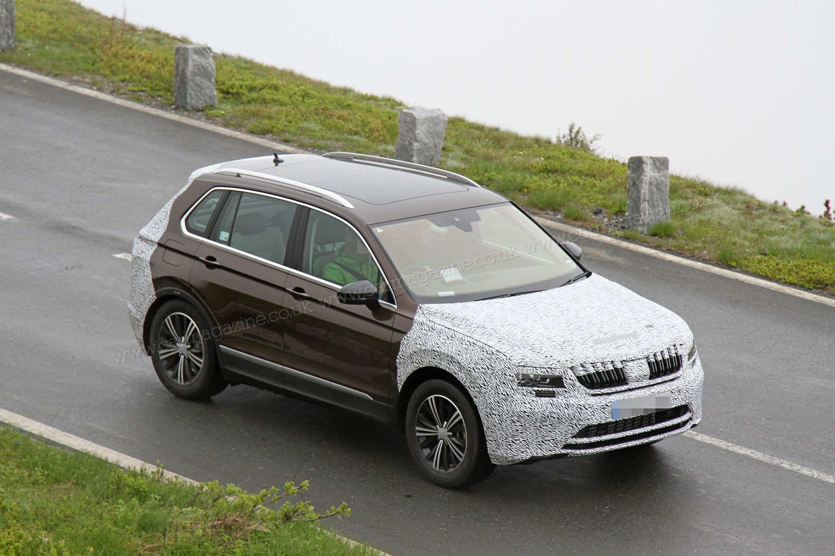 Skoda yeti 2017 review release date new automotive trends skoda -  Bye Bye Character Hello Tiguan It S The New 2017 Skoda Yeti