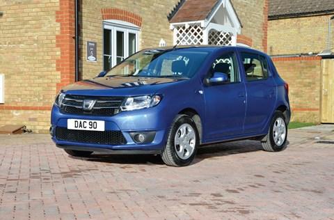 Britain's cheapest new car: the £5995 Dacia Sandero