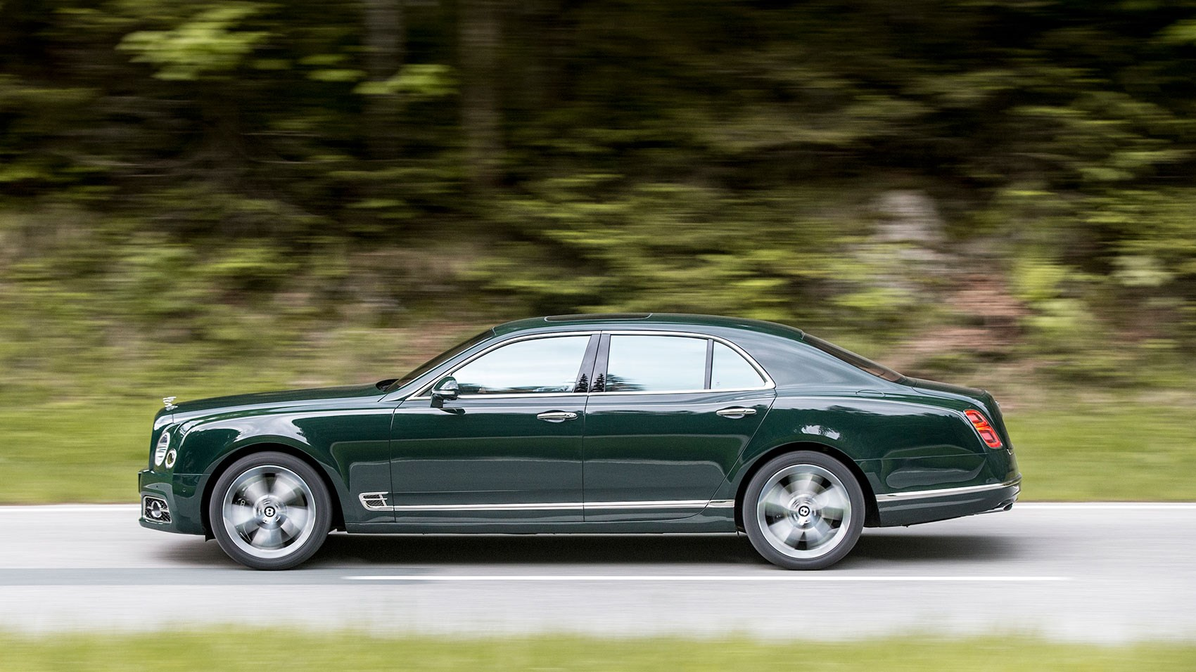 Bentley Mulsanne 2016 Review By Car Magazine