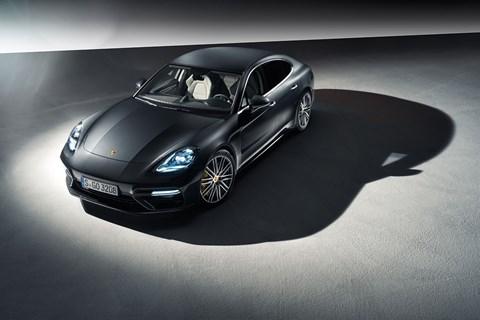 The new Porsche Panamera Mk2