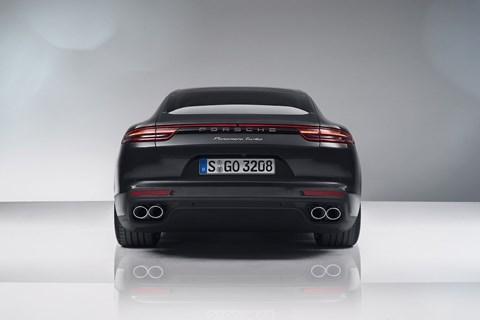 Porsche Panamera: new for 2016