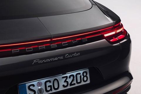 Panamera rear end