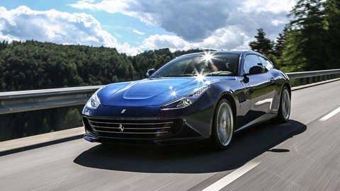Ferrari GTC4Lusso (2016) review | CAR Magazine